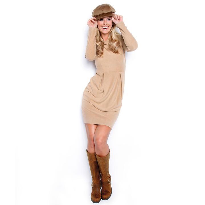 Kleid Montreux Gr. 42 camel