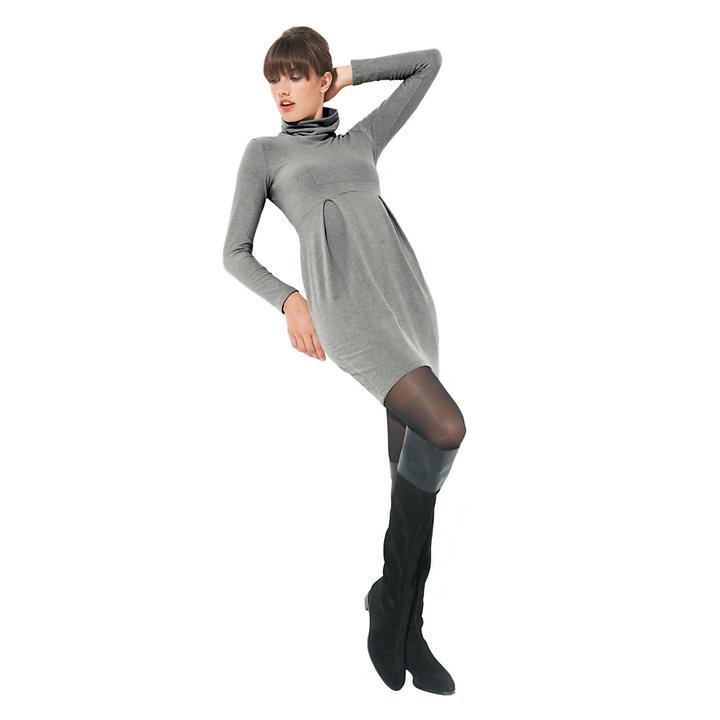 Kleid Montreux Gr. 42 hellgrau