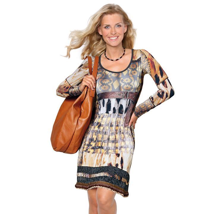 Designer-Kleid Belt Gr. 40