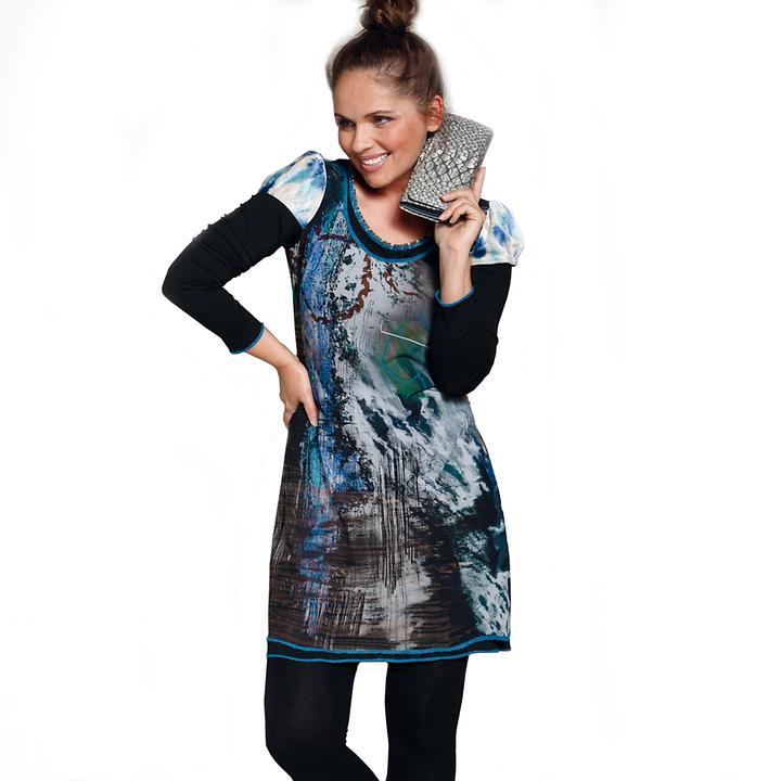 Designer-Kleid Cinzia