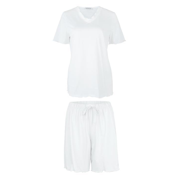 Pyjama Sambia weiß Gr.36
