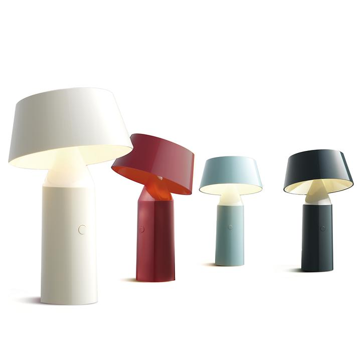 LED-Akkulampe Bicoca