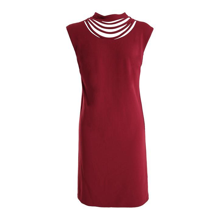 Kleid Jamila bordeaux, Gr.48