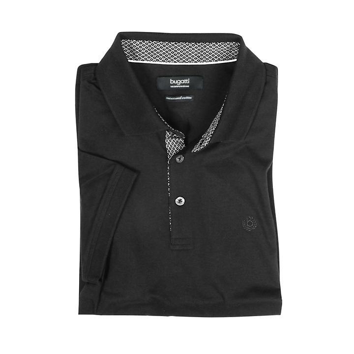 Poloshirt Earl schwarz Gr. M