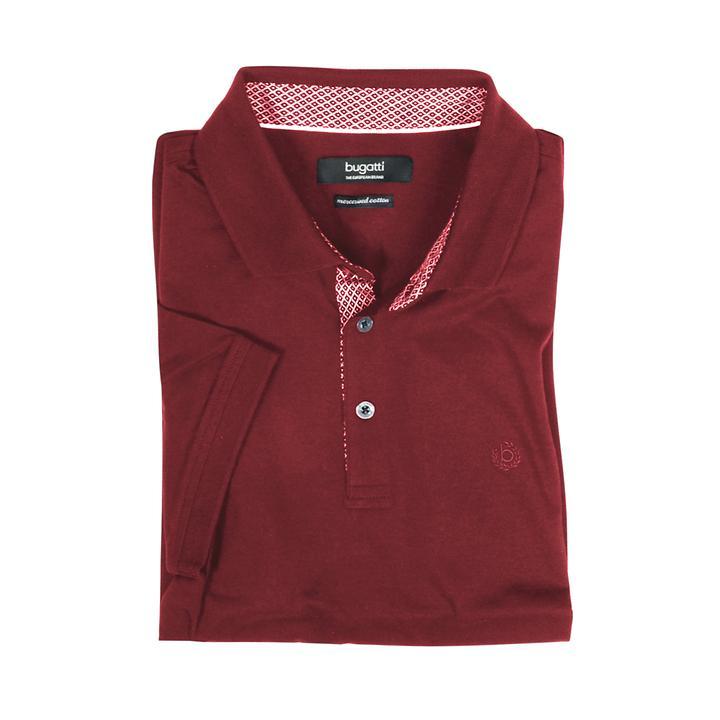 Poloshirt Earl Bordeaux Gr. L
