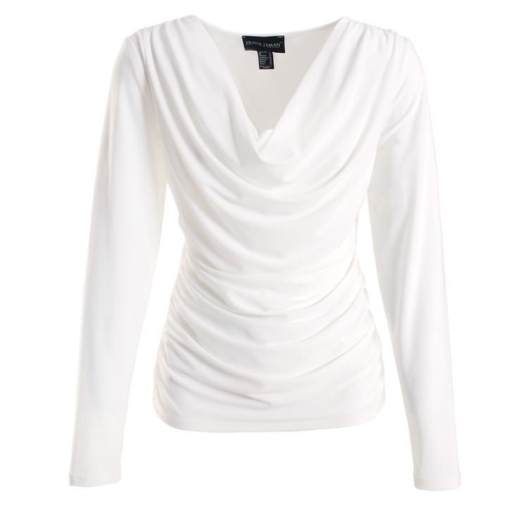 Shirt Marianne weiß Gr.46