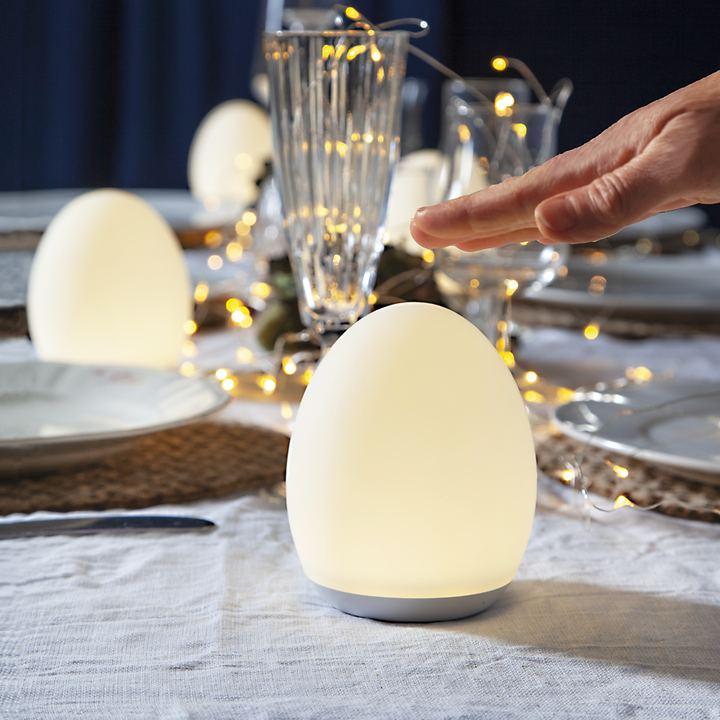 Akku-Leuchte Egg