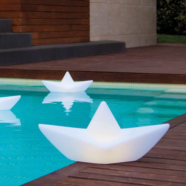 LED-Akku-Leuchte Boot