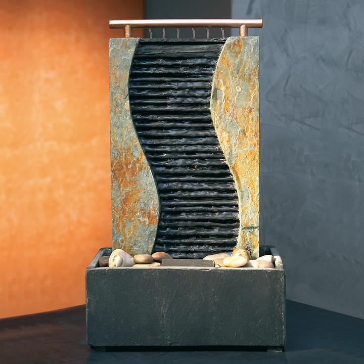 Zimmerbrunnen Guan | Dekoration > Zimmerbrunnen | Grau