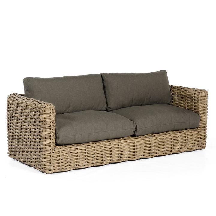 2-Sitzer-Sofa 'Sands' light oaks
