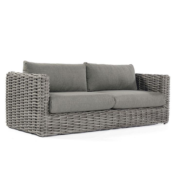 2-Sitzer-Sofa 'Sands' charcoal