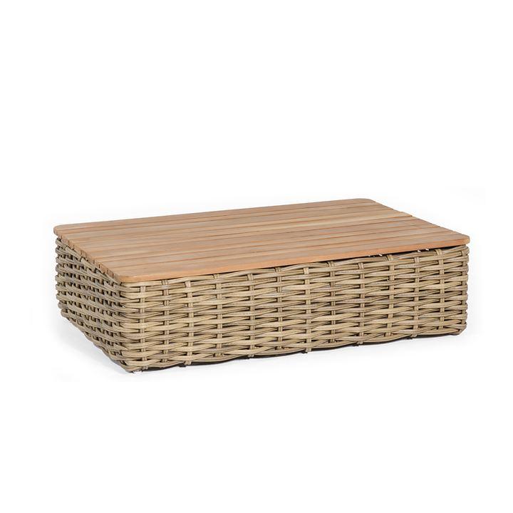 rechteckiger Tisch Sands light oaks