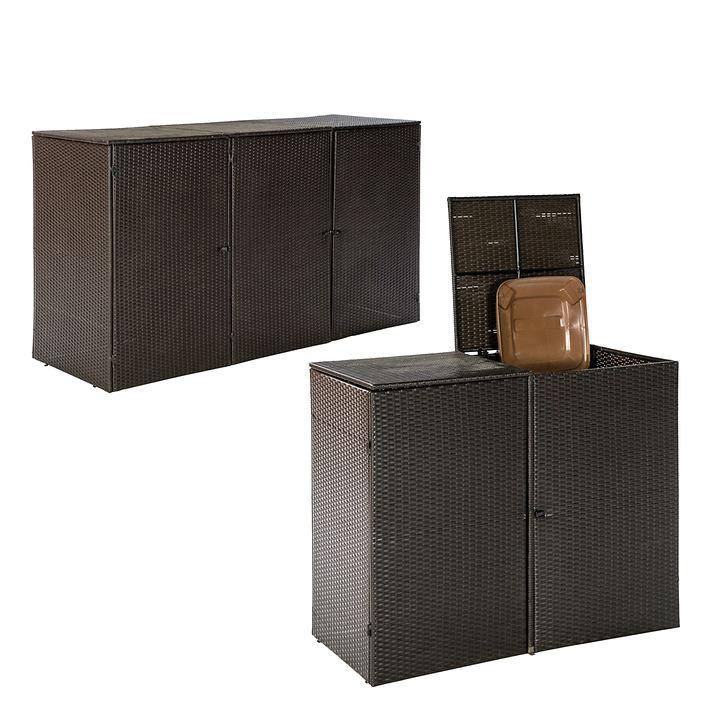 Mülltonnen-Boxen