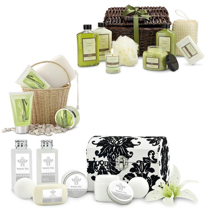 Wellness-Geschenke-Sets