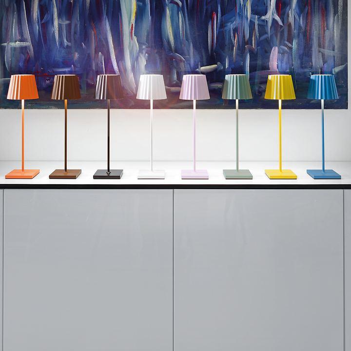 LED-Tisch- und Standleuchte Troll