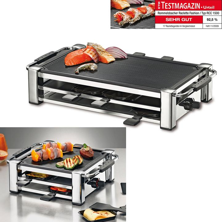 Raclette-Grill Fashion