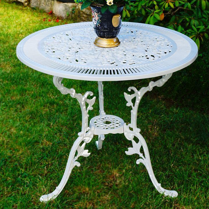 Tisch Louis rund