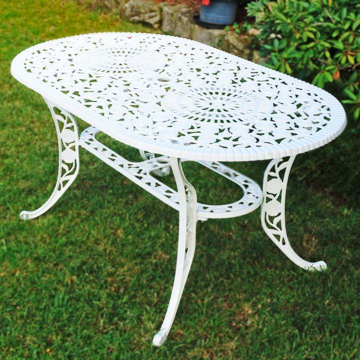 Tisch Louis oval