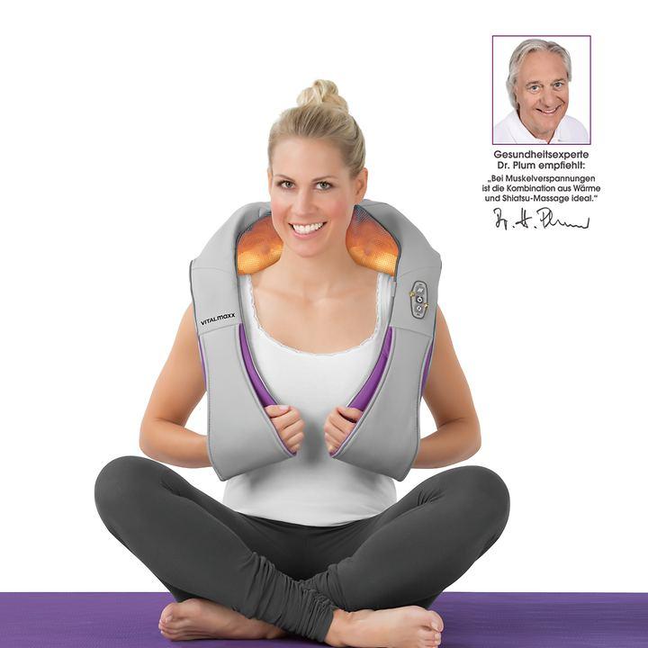 Shiatsu-Massagegerät VITALmaxx
