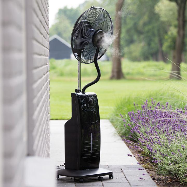 Sprühnebel-Ventilator