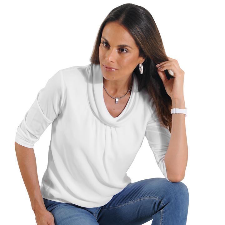 Shirt Leyla weiß Gr. 48