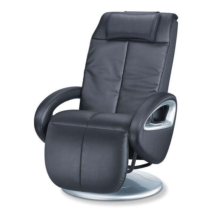 Massage-Sessel mit 3 Stufen   Wohnzimmer > Sessel > Massagesessel   Schwarz   Beurer