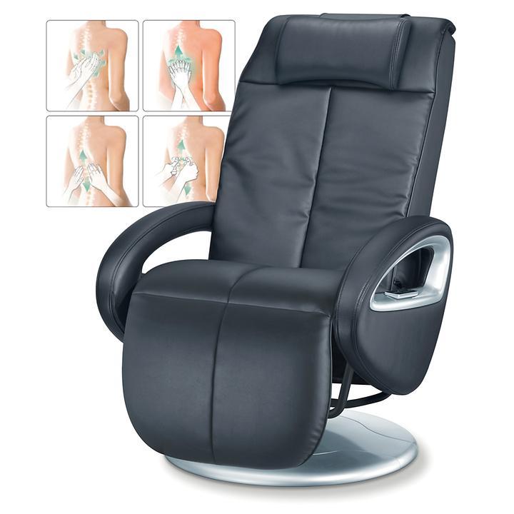 Massage-Sessel mit 3 Stufen