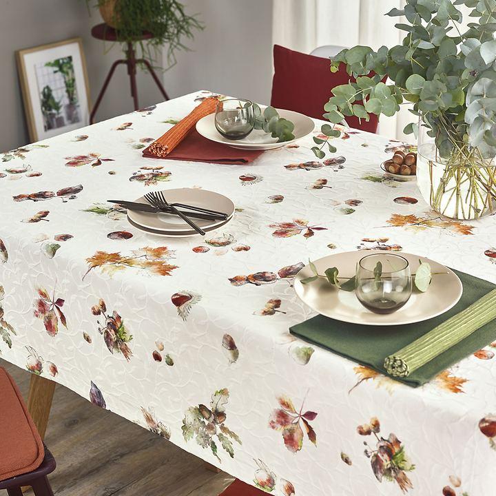 Tischwäsche-Serie Castagno