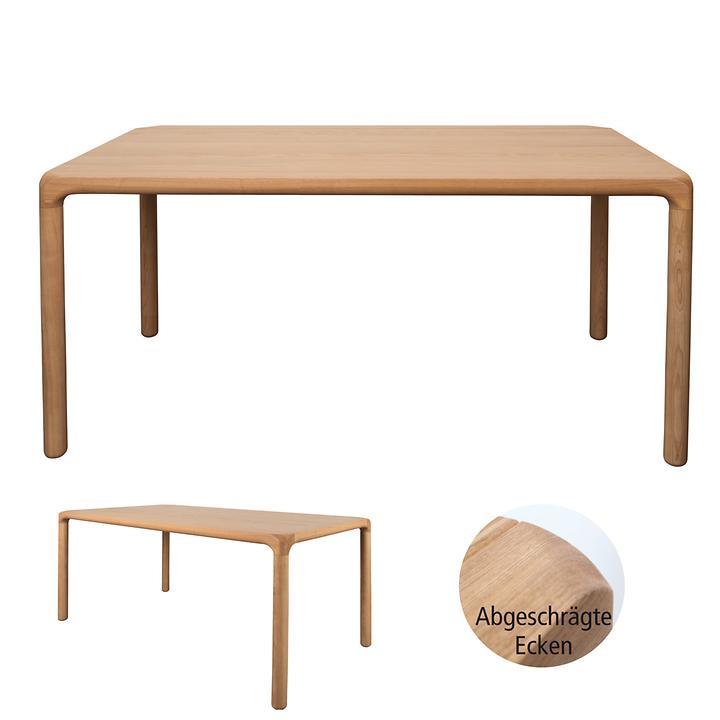 Tisch Storm aus Eschenholz