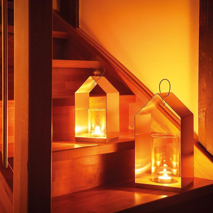 Windlicht Lux Haus