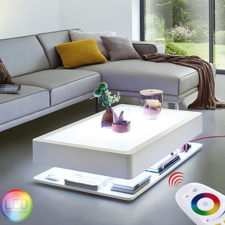 LED-Couchtisch Lights
