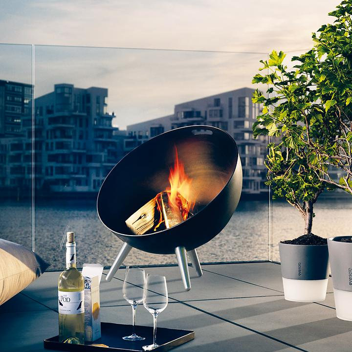 Feuerstelle Fire Globe