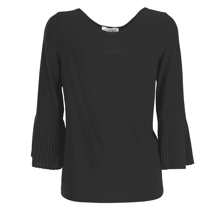 Shirt Cherise schwarz, Gr.42