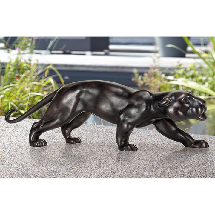 Skulpturen Panther