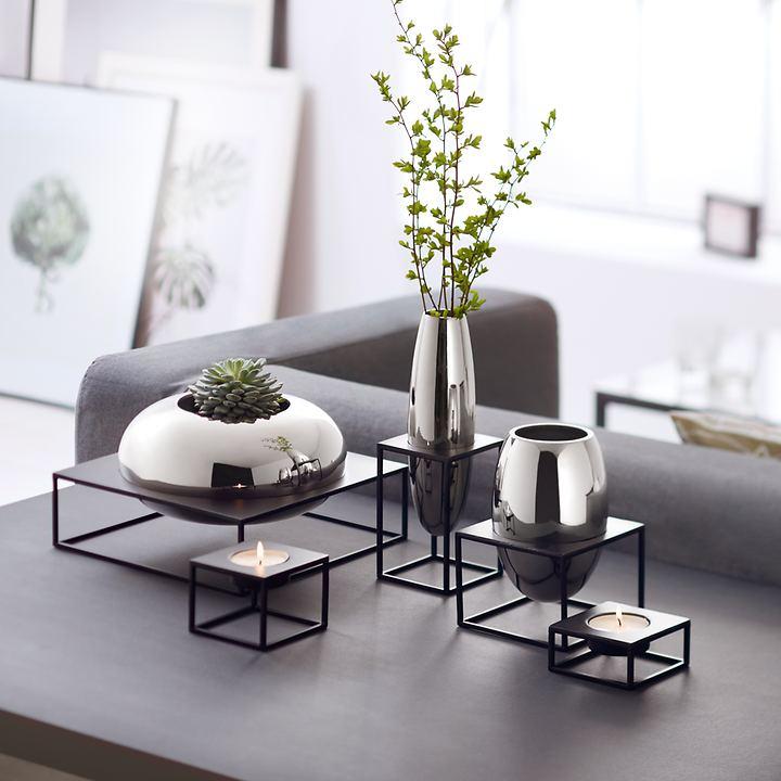 Vase mit Ständer Solero