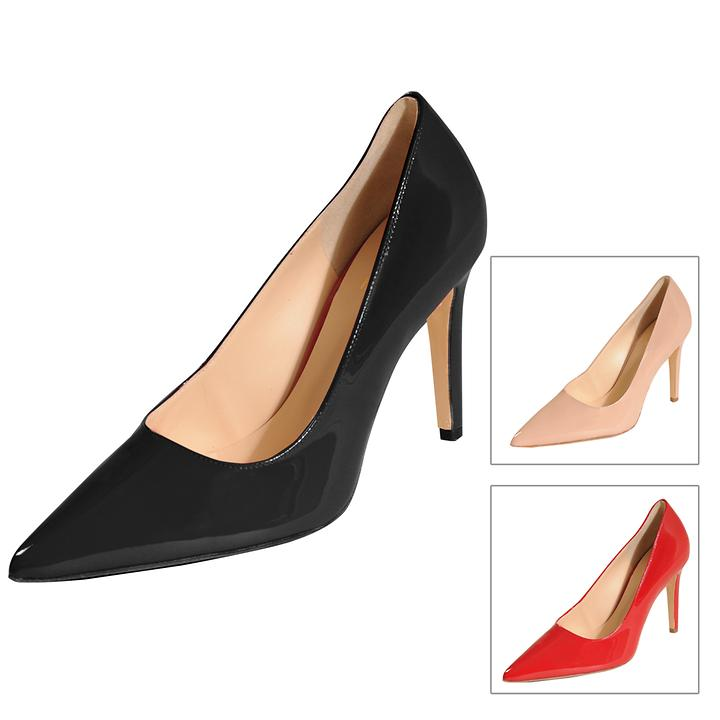 Pumps Aurea Lackleder | Promondo