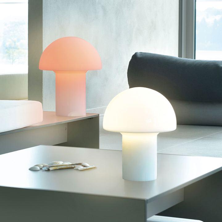 LED-Tischleuchte Q-Lido klein