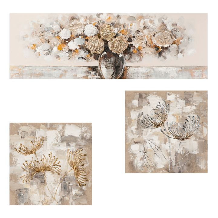 Bild Golden Flowers