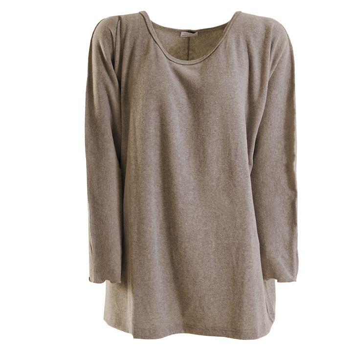 Big Shirt Annabell toffee Gr. 36