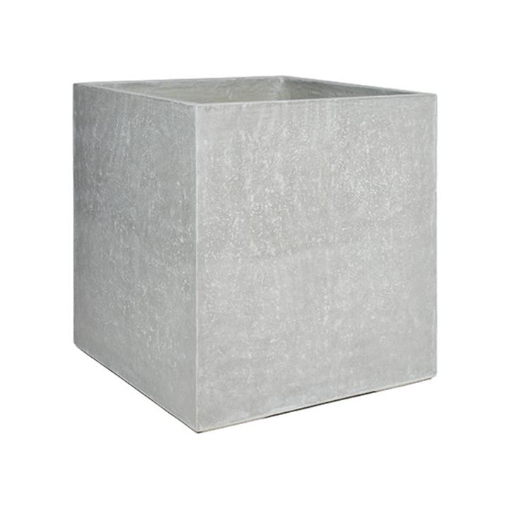 Pflanzgefäß Division beton H 84 cm