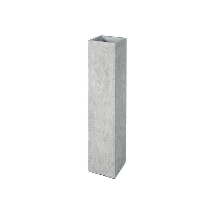 Pflanzsäule Divison beton H 114 cm   Dekoration > Dekopflanzen   Grau   Fleur ami