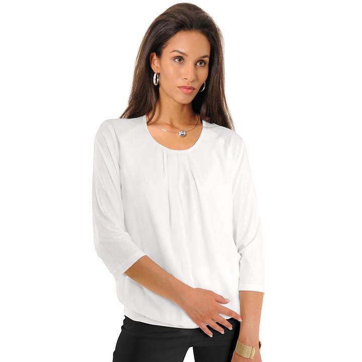 Shirt Marzella weiß Gr. 40
