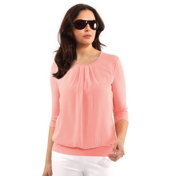 Shirt Marzella rose  Gr. 48
