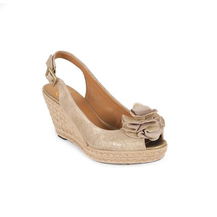 Keilabsatz-Sandale Sinitta Bahama