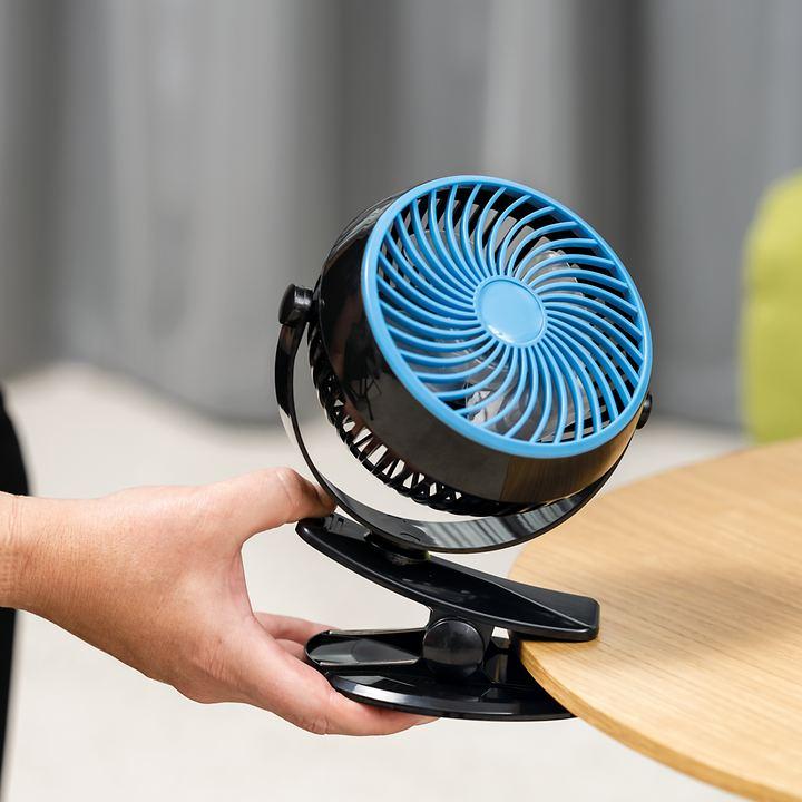 Akku-Mini-Ventilator Go Fan