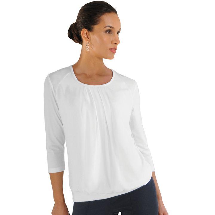Shirt Marzella ecru Gr. 38