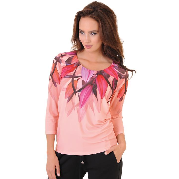 Shirt Lilie rose Gr. 40
