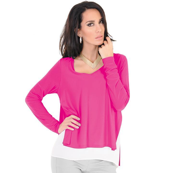 Top Split pink Gr. 36