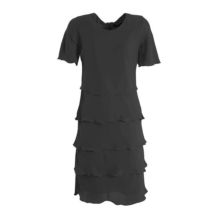 Kleid Katharina schwarz Gr. 46