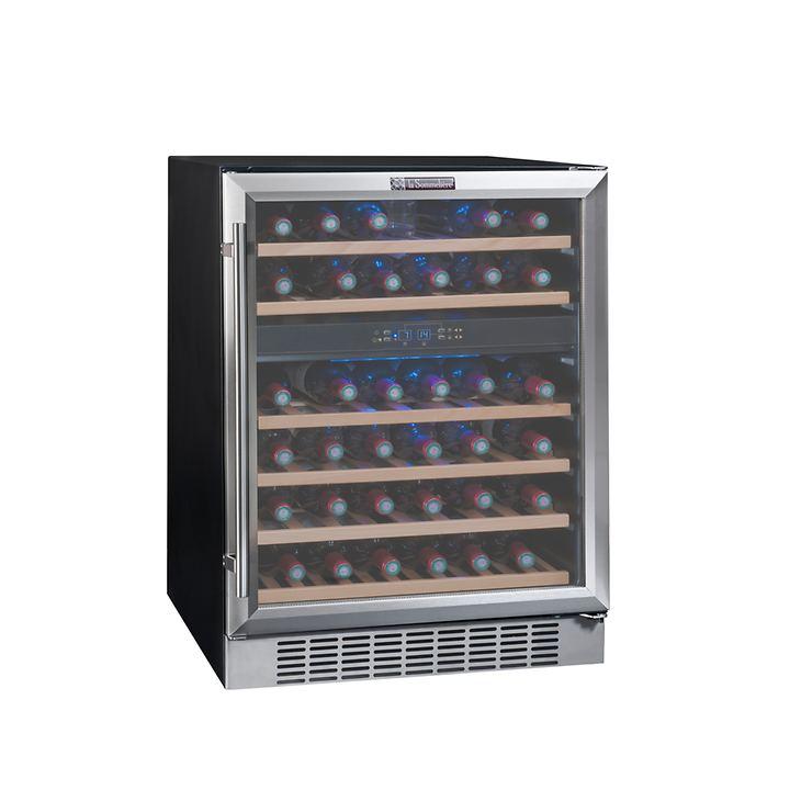 Zweizonen Einbaukühlschrank CVDE 46-2